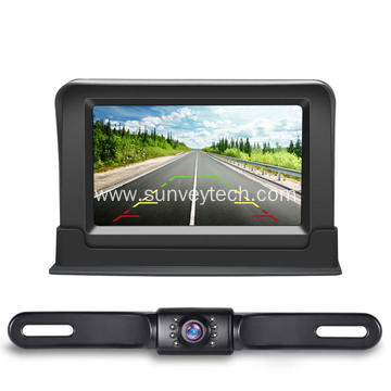 Monitoring Parking Reversing Camera for Car